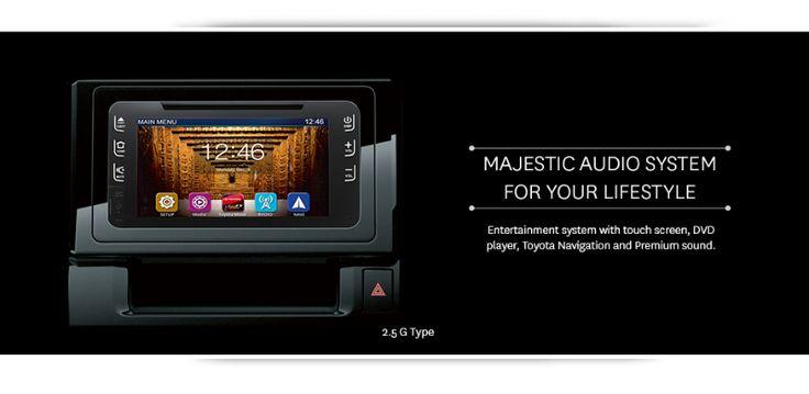 New Toyota VellFire 2.5G Interior 9