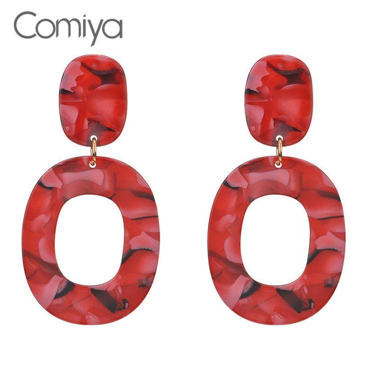 Aliexpress.com : Buy Comiya European Bijoux Jewelry Dangle Earrings Brincos Long Ornament Annillos Pendant Feminino Charmed Earring Boucle D'Oreille from Reliable dangle earrings suppliers on Comiya Official Store