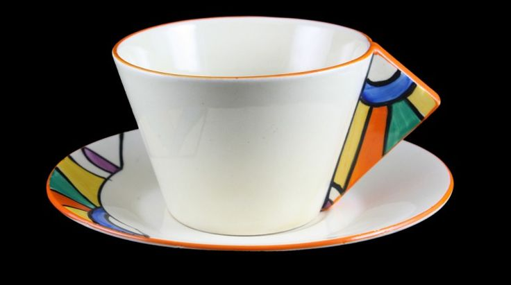 Informal Art Deco Pottery For Sale and artdeco ceramic nail