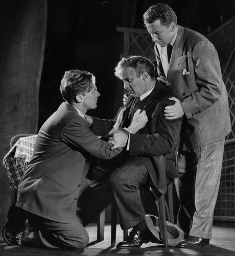 biff loman tragic hero The tragic hero identity crisis in arthur miller's death of a salesman biff confronts willy about his imminent in the life of the tragic hero willy loman.