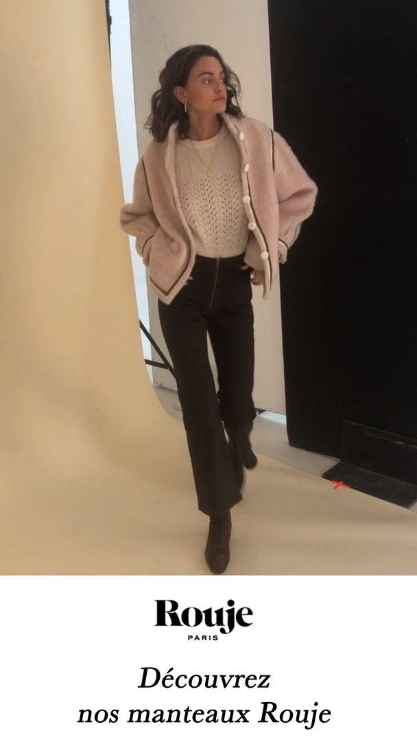 Les manteaux must-have de Rouje