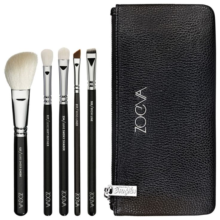 ZOEVA Øyne Essential Brush Set  PRODUCT