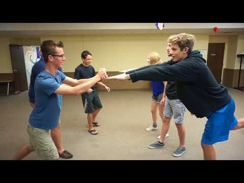 Rock, Paper, Scissors Tag - YouTube