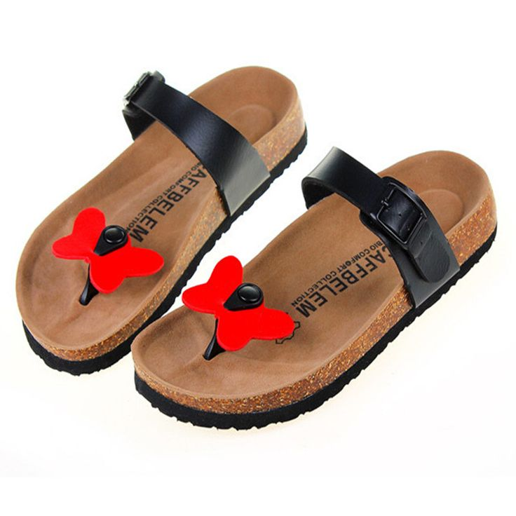 $19.99 (Buy here: https://alitems.com/g/1e8d114494ebda23ff8b16525dc3e8/?i=5&ulp=https%3A%2F%2Fwww.aliexpress.com%2Fitem%2F2015-Women-Sandals-Summer-Fashion-Birkenstock-Flip-Flops-Shoes-Cartoon-Cute-Shoes-Fashion-Cork-Slippers-Sandals%2F32271133074.html ) New 2016 Women Sandals Summer Fashion Flip Flops Cartoon Cute Shoes Beach Slippers Cork Slippers Sandals Slides Plus Size 35-40 for just $19.99