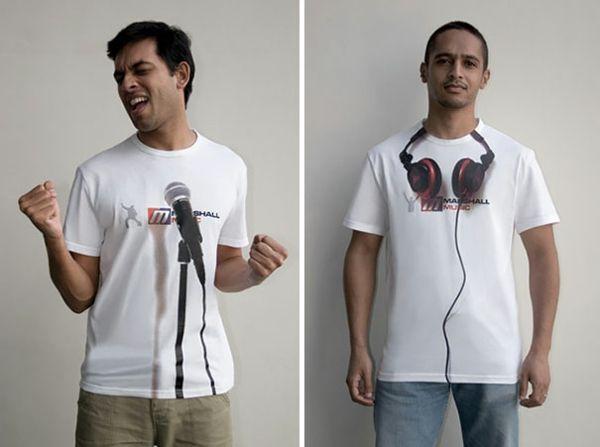 Coole singer T-Shirts designen