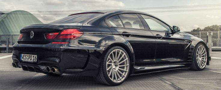 101 Modified Cars - Modified BMW 6 Series (3rd generation) F06 Gran Coupe