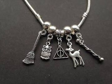 harry potter pandora charm