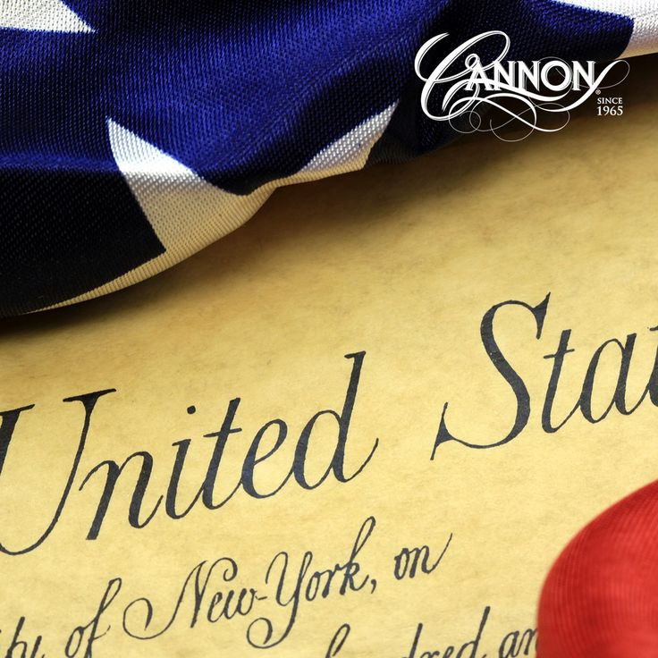 We take inspiration from the strength and sacrifice this country was built on. Cannon Safe wishes you a safe and happy 4th of July!