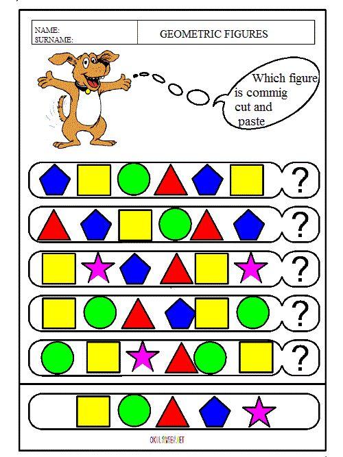 (2014-08) Geometriske figurer