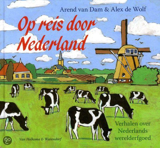 Er zijn nu 10 bijzondere verhalen over het Nederlands werelderfgoed verschenen in een tweetalig omkeerboek. #Kerntitel