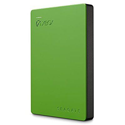 Seagate Game Drive for Xbox - 2TB USB 3.0 Portable 2.5 inch External Hard Drive for Xbox One and Xbox 360