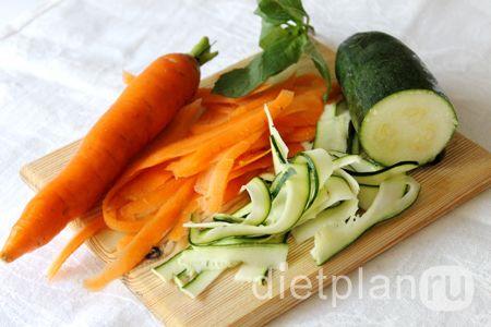 Суп-пюре с красной чечевицей   Диетические низкокалорийные рецепты - блюда…