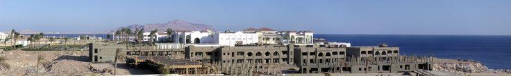 Egypt: Sharm El Sheikh: Sharks Bay: New hotel building