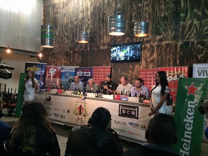 En #RuedadePrensa de la Expo Cerveza Artesanal que se llevará a cabo este 27 y 28 de mayo