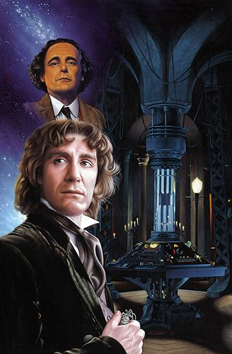 """""""Doctor Who"""" (1999) by Colin Howard."""