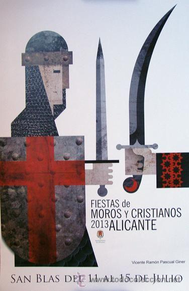 Resultado de imagen de carteles fiestas 2013