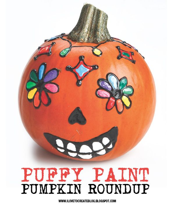 144 Best Images About Halloween Projects We Love On Pinterest: funny pumpkin painting ideas