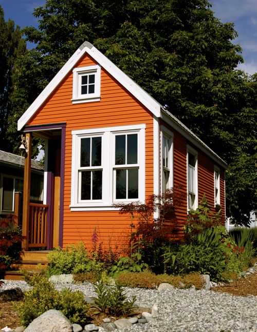 Tiny Home Designs: 1000+ Images About Tiny Houses On Pinterest