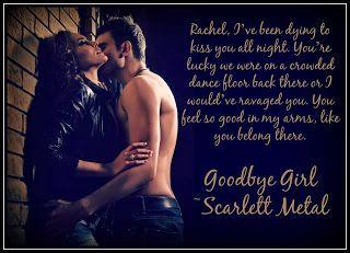 GOODBYE GIRL | by Scarlett Metal