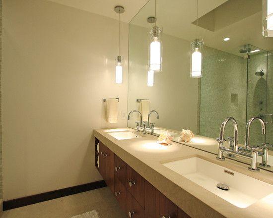 Guest Bathroom Lighting Ideas 28 best bathroom lighting images on pinterest | bathroom lighting