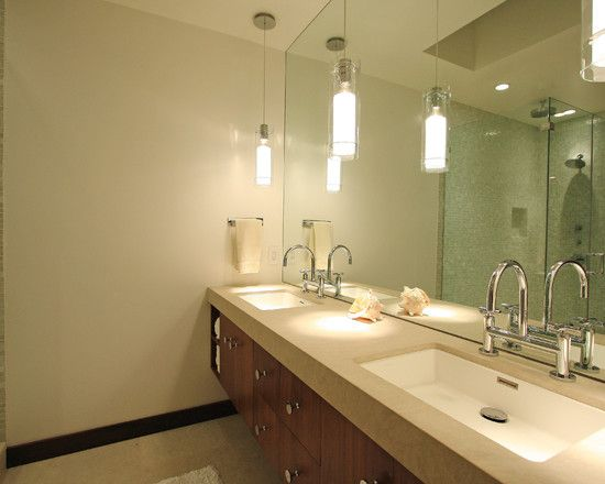 1000 images about bathroom on pinterest bathroom for Bathroom lighting designs