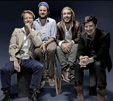 mumford and sons   SNL Video: Mumford and Sons Perform 'I Will Wait' and 'Below My ...