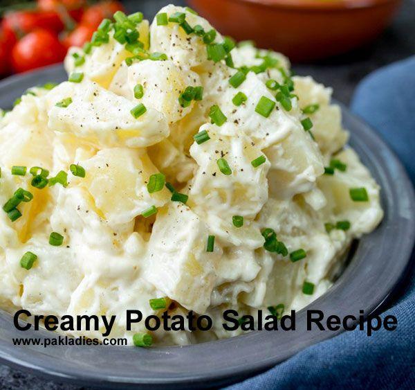 English Potato Salad Recipes Easy
