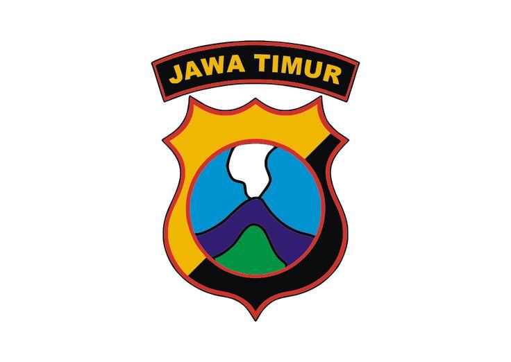 Logo Polda Jawa Timur Vector
