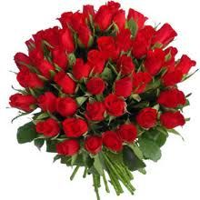 50 Roses Bunch  (Valentines day)  Beautiful Hand tied bunch of Red roses,Perfect way to send your wishes.