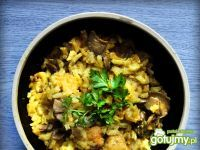 Biryani - piekielny ryż a la Gordon R
