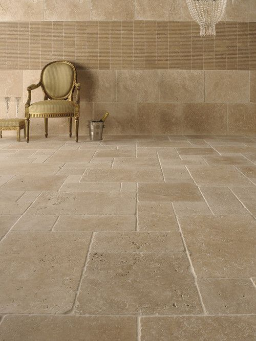 Travertine Tile-Floors