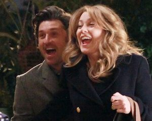 ellen pompeo and patrick dempsey tumblr   Grey's Anatomy, 30 Rock and Other Thursday TV to Watch - TVLine