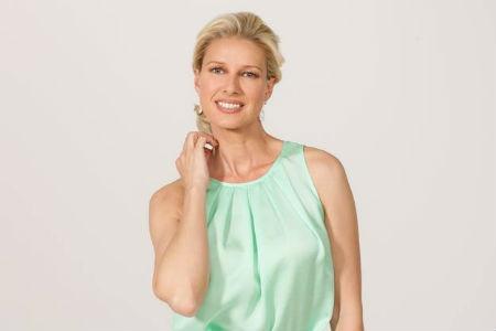 Anne Igartiburu. Premio Ondas 2012 mejor presentadora
