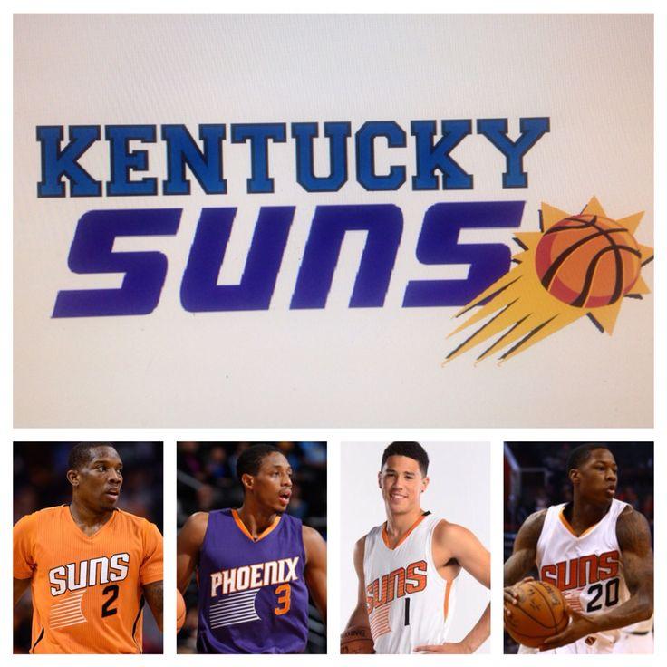 Kentucky Suns BBN Kentucky, Go big blue, Uk wildcats