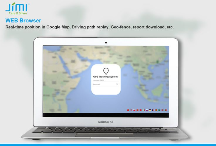 Anti-Theft GPS Tracker