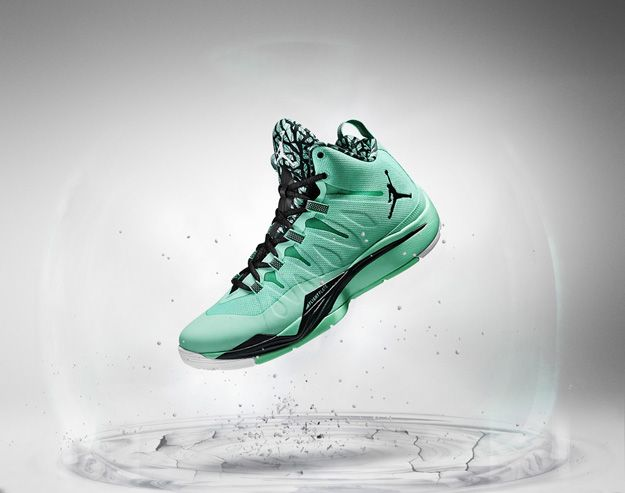 Hot Online Nike Jordan Super.Fly 2 Cheap sale Dark Sea Green