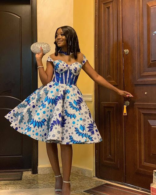2020 African Print Dresses to Rock This Month