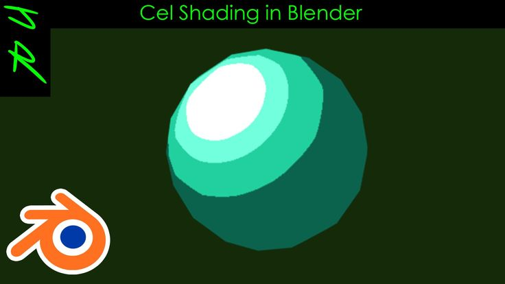 A quick blender tutorial on making hard shading for your 3D models. again…