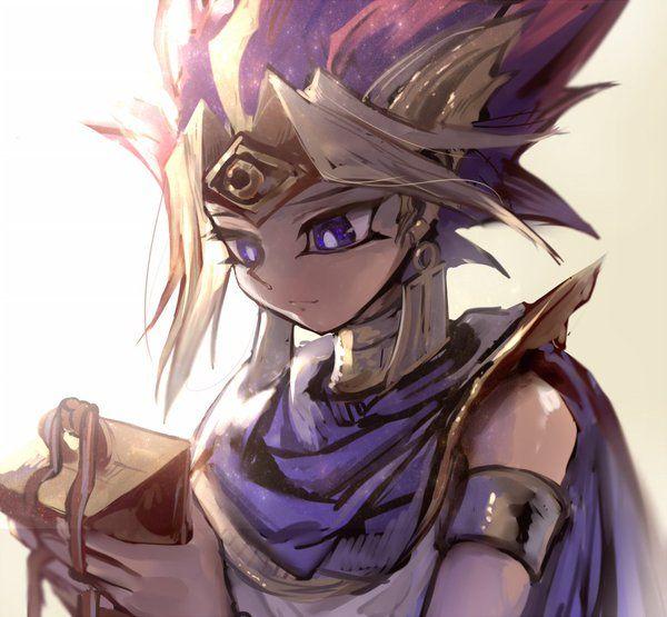 Lucifer Yugioh: 52 Best Pharaoh Atem Images On Pinterest