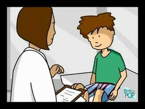 Thomas has Becker, which is milder, but this video is still helpful to explain some things. BrainPOP animation about Duchenne Muscular Dystrophy - YouTube