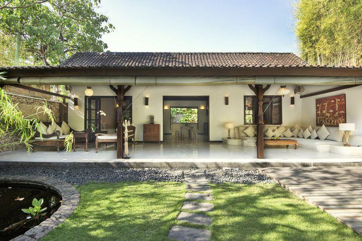 Villa 8 exterior at Villa Kubu, Seminyak, Bali