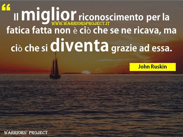 www.warriorsproject.it #citazioni #aforisma #frasi #coaching #parole #frasi #aforismi #citazioni #famose #belle #massime #pensieri #tempo #filosofia #pensiero #positivo #crescita #personale #autostima #motivazione