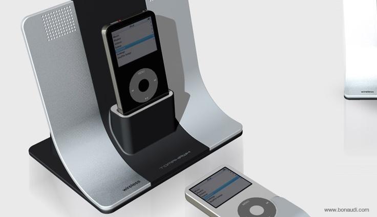 ShinningTime - iPod Wireless Transmitter Dock