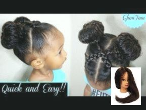 #easy #Easy Hairstyles for toddlers #hairstyle #Kids #quick (10) Quick and Easy …