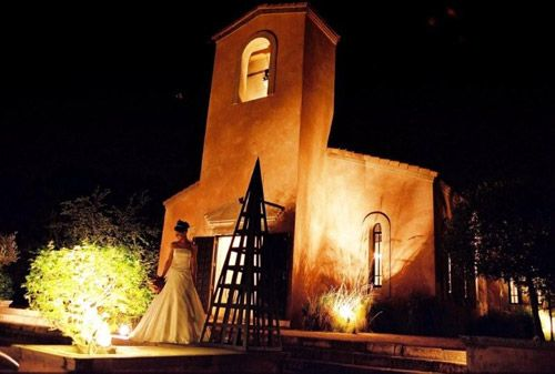 "The chapel we are saying ""I do"" at"