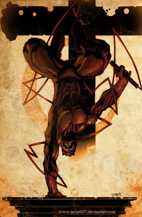 Daredevil By Dexter Soy