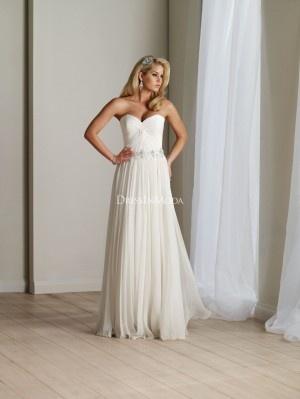 55 best Beach Wedding Dress images on Pinterest