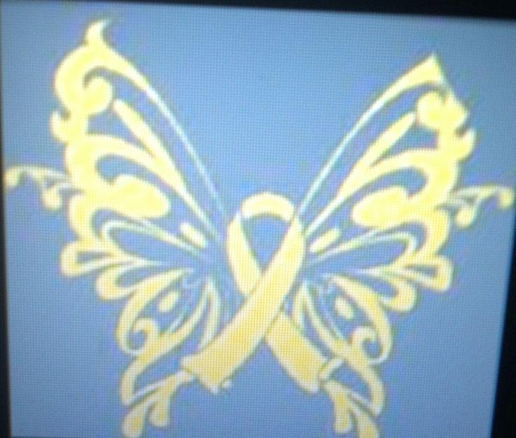 Endometriosis tattoo