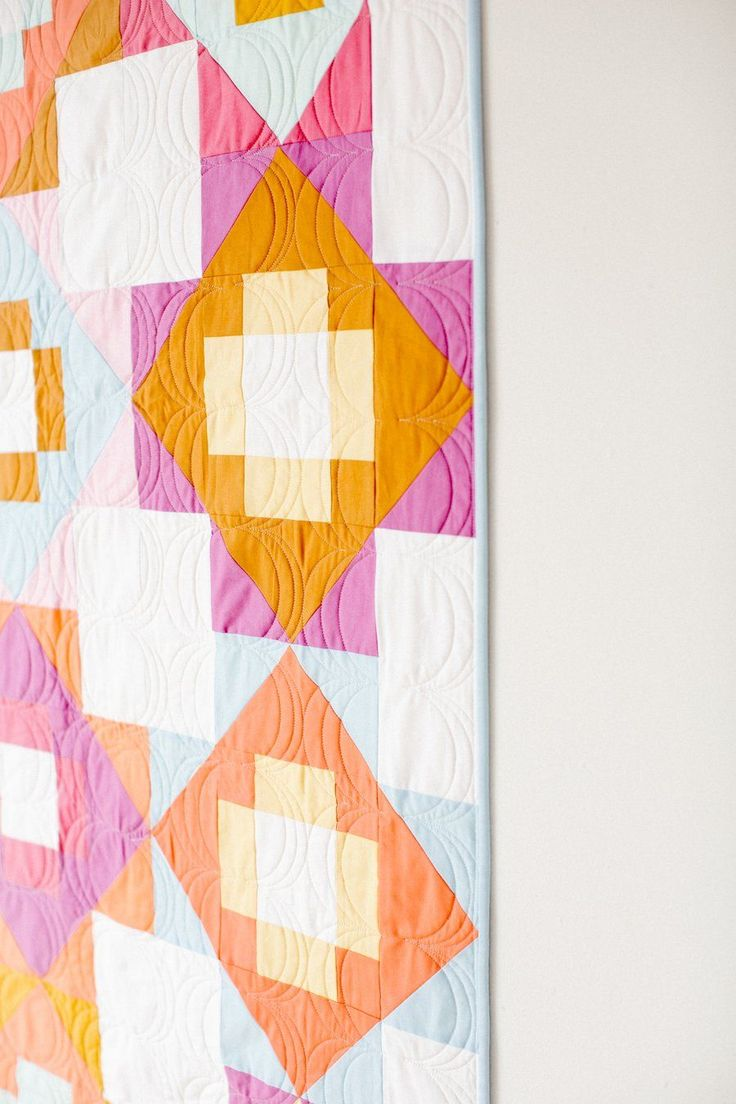 Meadowland Quilt Pattern PDF Then Came June