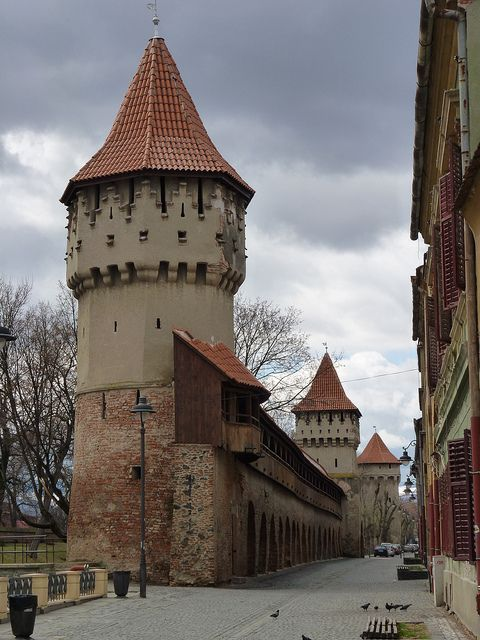 Tower on City wall | Flickr - Photo Sharing!